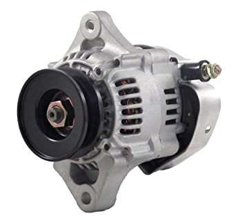 amazon com new chevy mini alternator fits denso street rod Denso Starter Diagram