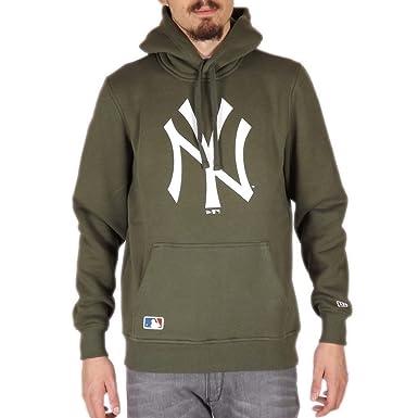 Sudadera capucha New Era – Mlb New York Yankees Po verde talla: XS (X