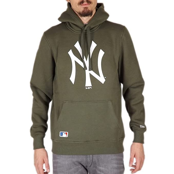 Sudadera capucha New Era – Mlb New York Yankees Po verde talla: XL (X