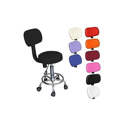 Polironeshop - Komodo - Siège pour massages, institut de beauté, physiothérapie, tables de massage, épilation, médecin, cabinet médical, reconstruction, traitements et thérapie