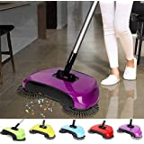 Lenour Handheld Sweeper Durable 360 Degree Rotation Home Cleaning Tool Hand Brooms