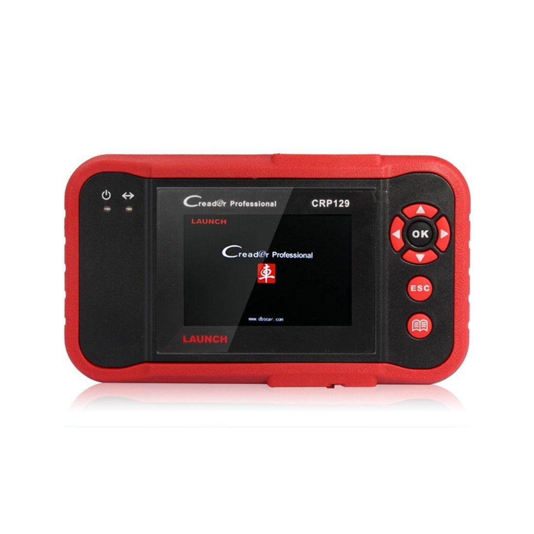 Launch CRP129 EOBD ENG/AT/ABS/SRS EPB SAS Oil Service Light resets obd2 Diagnostic Scanner Auto Code Reader