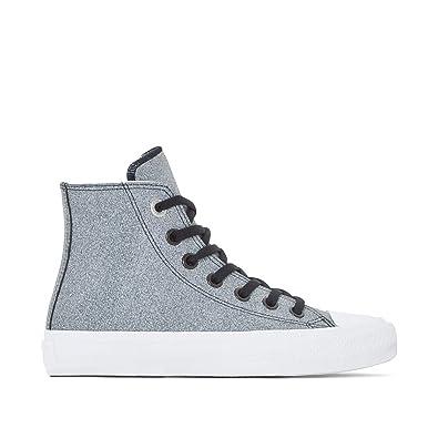 Converse Chuck Taylor All Star 2 Hi Top Sneakers (5.5 B(M) US, BlackWhite)