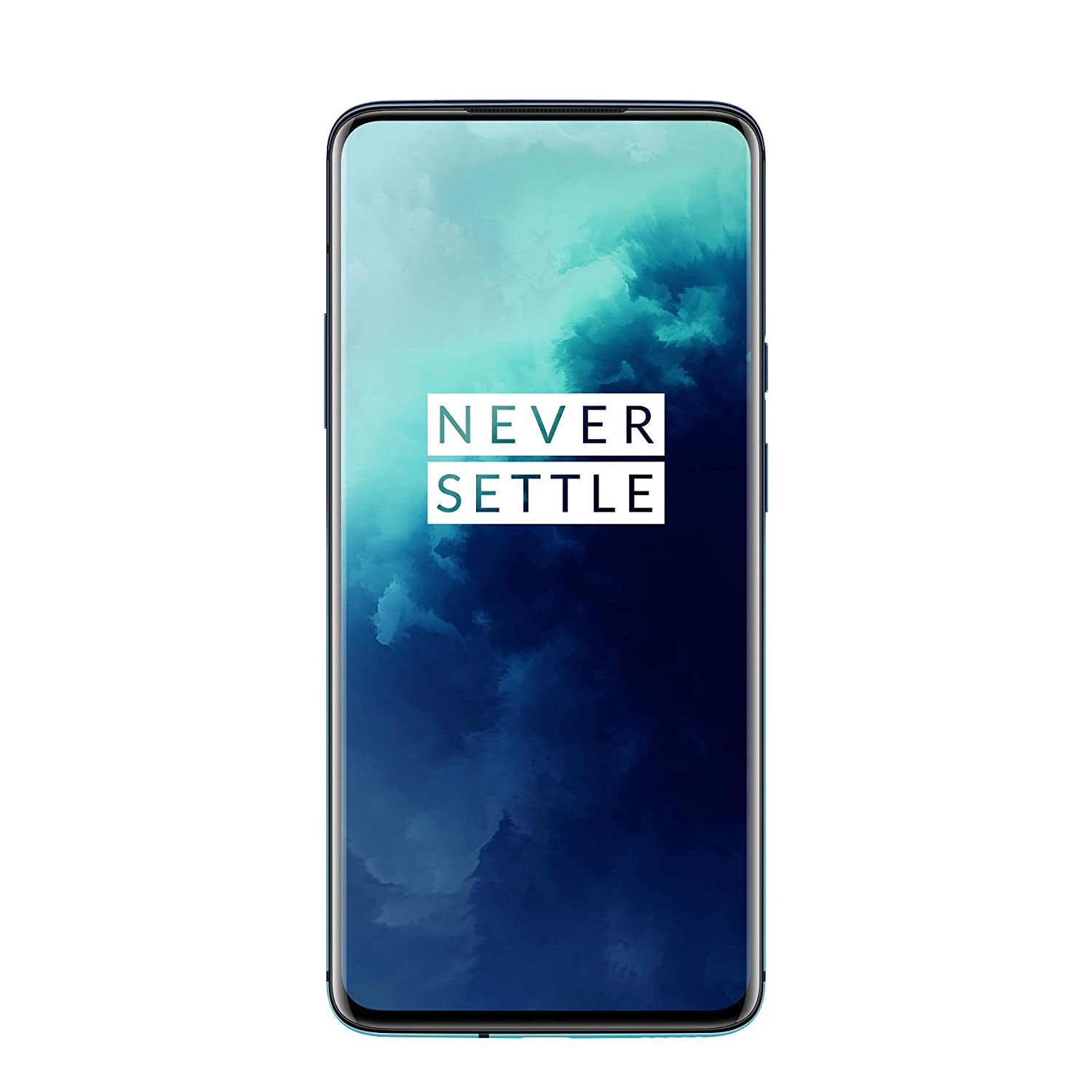 OnePlus 7T Pro (Haze Blue, 8GB RAM, Fluid AMOLED Display, 256GB Storage, 4085mAH Battery)