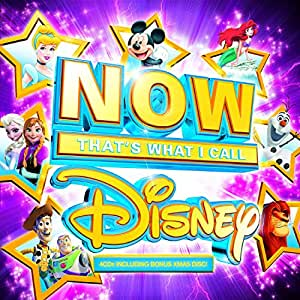 Various Artists - Now That's What I Call Disney - Amazon