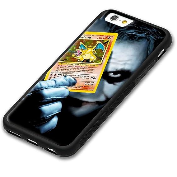 Amazon.com: El Joker Pokemon tarjeta Custom Teléfono celular ...