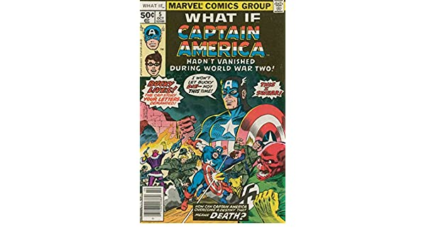Amazon.com: What If…? (Vol. 1) #5 FN ; Marvel comic book ...
