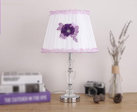 Jazs stile europeo di cristallo lampada da tavolo lampada da