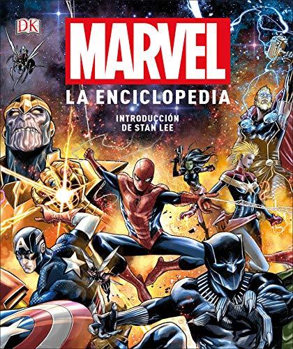 Marvel La Enciclopedia (Marvel Encyclopedia)  [DK] (Tapa Dura)