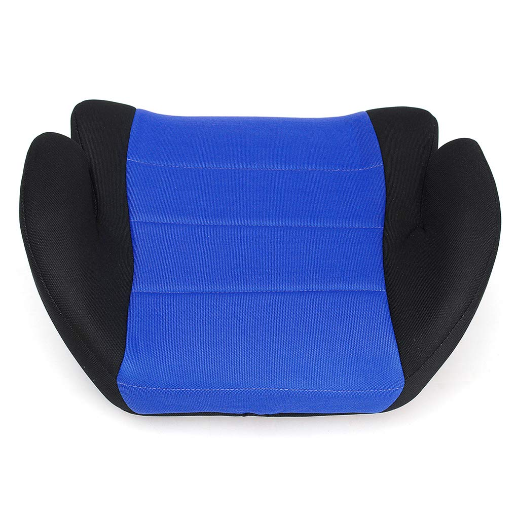 Miaomiaogo Car Booster Seat Safety Sturdy Chair Cushion Pad for 3-12 Years Old Toddler Kids Color Random
