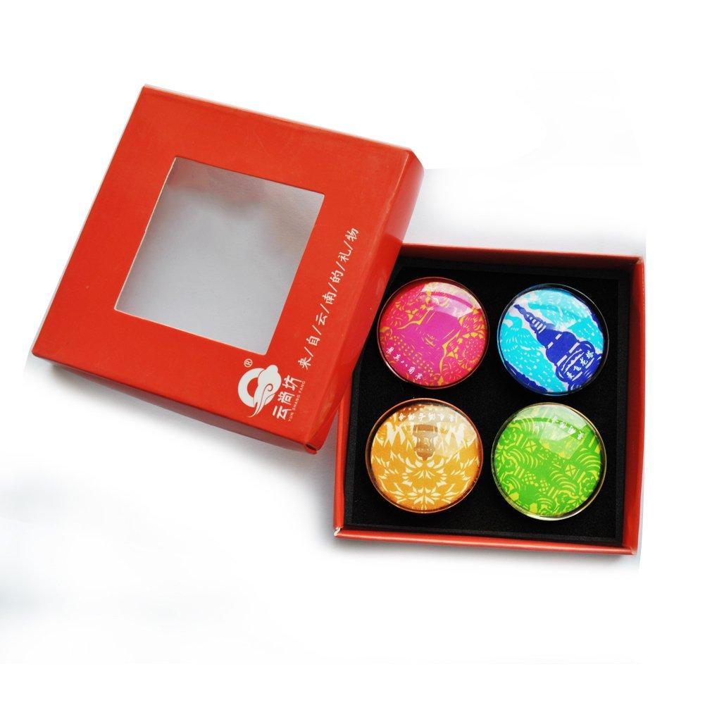 4 Assorted color Frigorífico magnets-refrigerator imanes ...