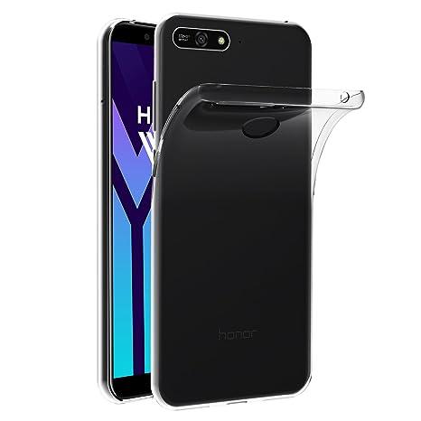 custodia huawei y6 2018 silicone