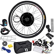 KOVAL INC.- Front Wheel Electric Bicycle Hub Motor Speed Control Conversion Kit