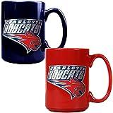 NBA Two Piece Ceramic Mug Set - Primary Logo