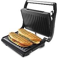 Taurus - Sandwichera, 700 W, placas de grill antiadherantes