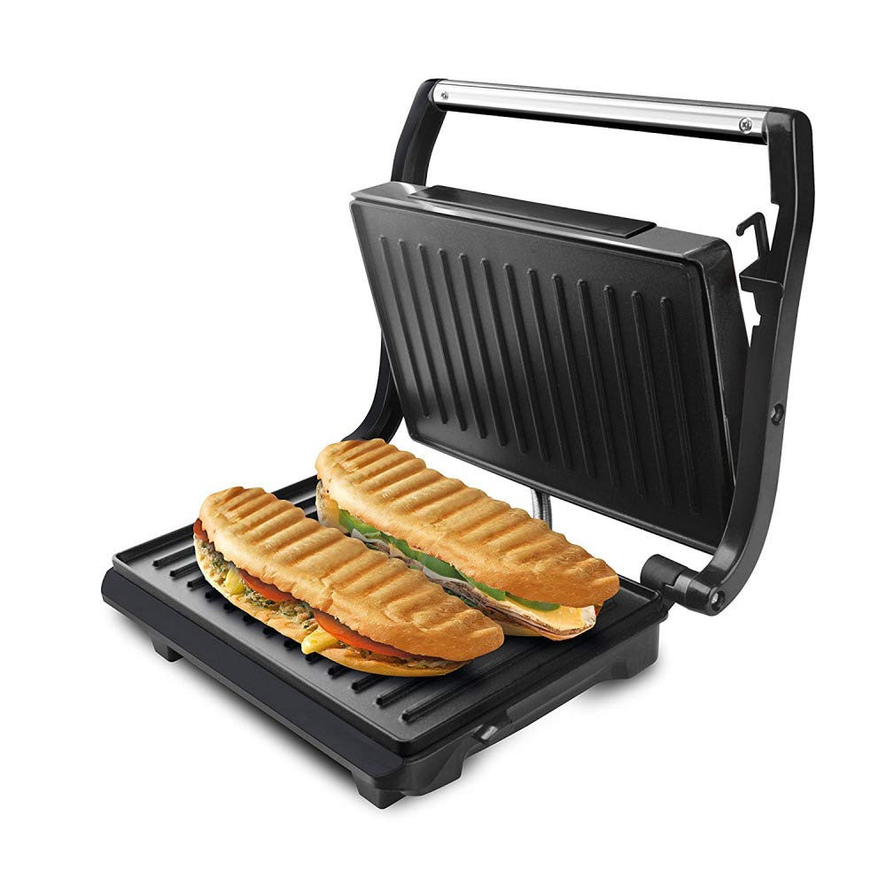 Taurus Toast & Co–Tostiera, 700W, Piastre antiaderenti Taurus Spain