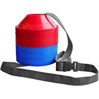 Kwik Goal Mini Disc Cone Kit (50-Pack)