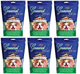 Loving Pets Gourmet Apple & Chicken Dog Treat Wrap 2.25Lb (6 x 6oz)