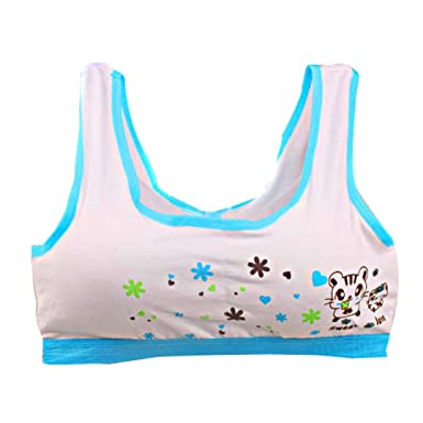 ce9ac87e4c Image Unavailable. Image not available for. Colour  Lanspo Girls Cotton Vest