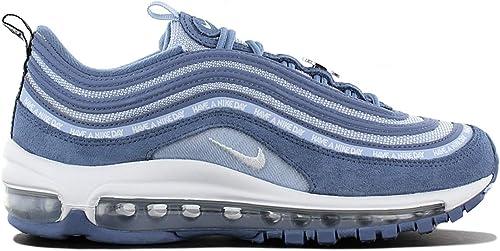Nike Air Max 97 Se (GS) Baskets BleuBlancGris: