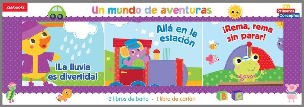 Un mundo de aventuras / A World of Adventure (Estuche De ...