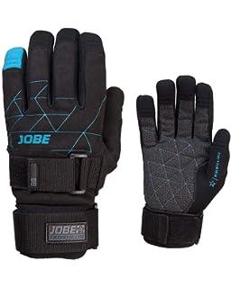 Bekleidung Jobe GRIP Gloves Men Handschuh Kite Surf Wakeboard Segeln Jetski Handschuhe blue