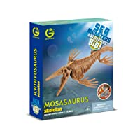 Geoworld Excavation Kit–cl757K–Giant of the Seas–Mosasaurus