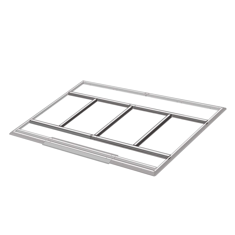4'x6' Storage Shed Floor Frame Foundation Kit