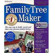 Family Tree Maker 11.2 Collector's Edition