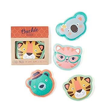 Amazon Cupcakes And Cartwheels Boo Reusable Cold Gel Pack