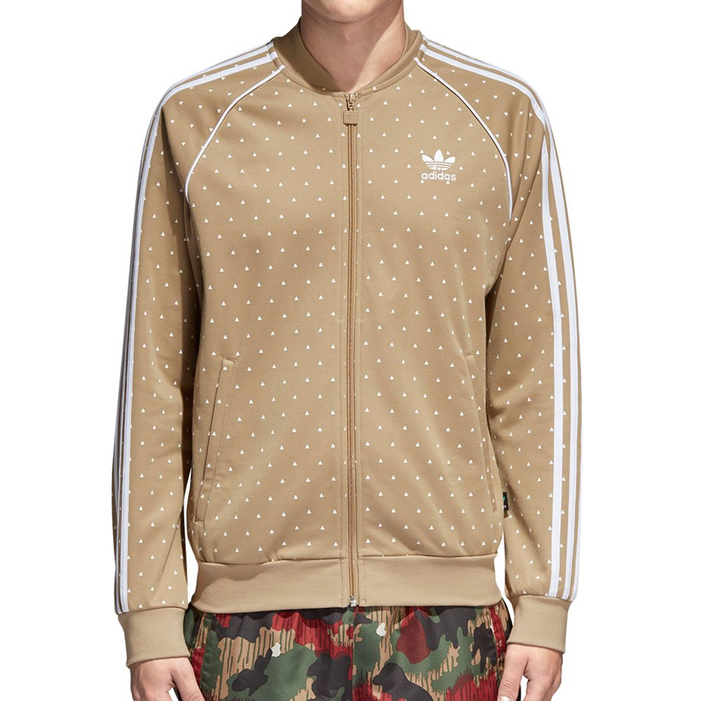 adidas Men's Originals Pharrell Williams hu Hiking SST Track Jacket (Large)