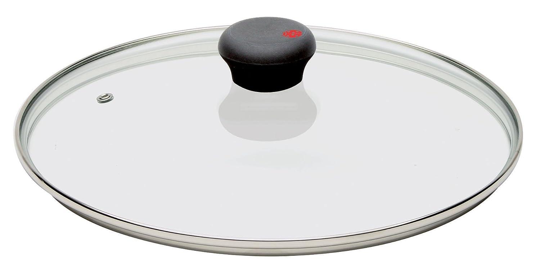 Cristel Glass Lid Convex Ladybird Cookway, 14 cm CWOK14C