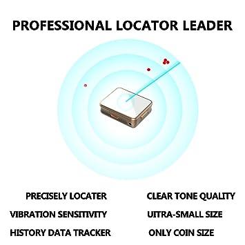Portátil Bicicleta GPS Rastreador, Localizador GPS Tracker Mini K8 Para Localizar Personas y Vehículos GPS