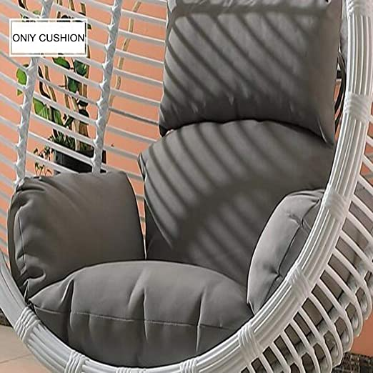 Amazon De Extra Large Swing Chair Cushion Hanging Egg Rattan