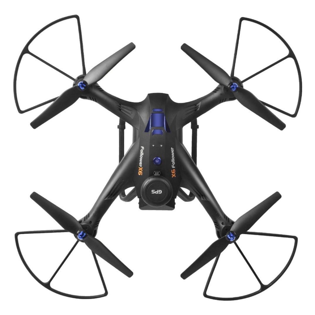 Kingko X183S 5G 1080 P WiFi FPV Camera 6-Achsen-Gyro-GPS-Drohne 2,4 GHz & 5,8 GHz 5G WiFi Kamera LED Folgen Mir großen RC Quadcopter für Anfänger geeignet