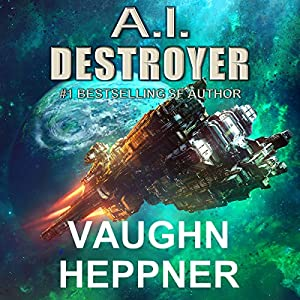 A.I. Destroyer Audiobook