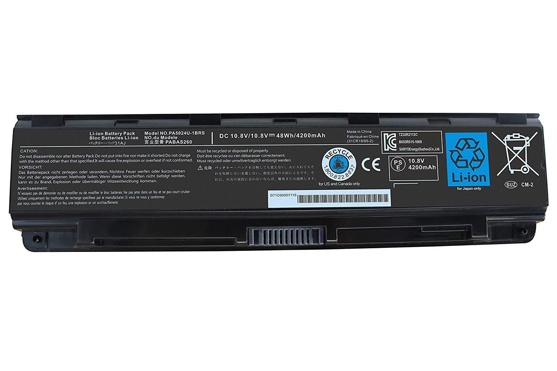 Bateria PA5024U-1BRS PABAS260 10.8V 48Wh/4200mAh Toshiba C55
