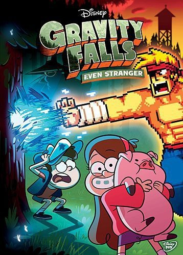 Gravity Falls: Even Stranger]()