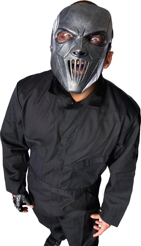 Amazon.com: Rubie's Costume Men's Slipknot Adult Mick Mask, Brown ...