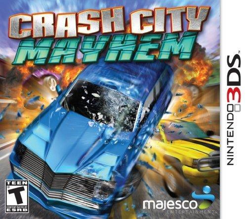 Crash City Mayhem - Nintendo 3DS by Majesco