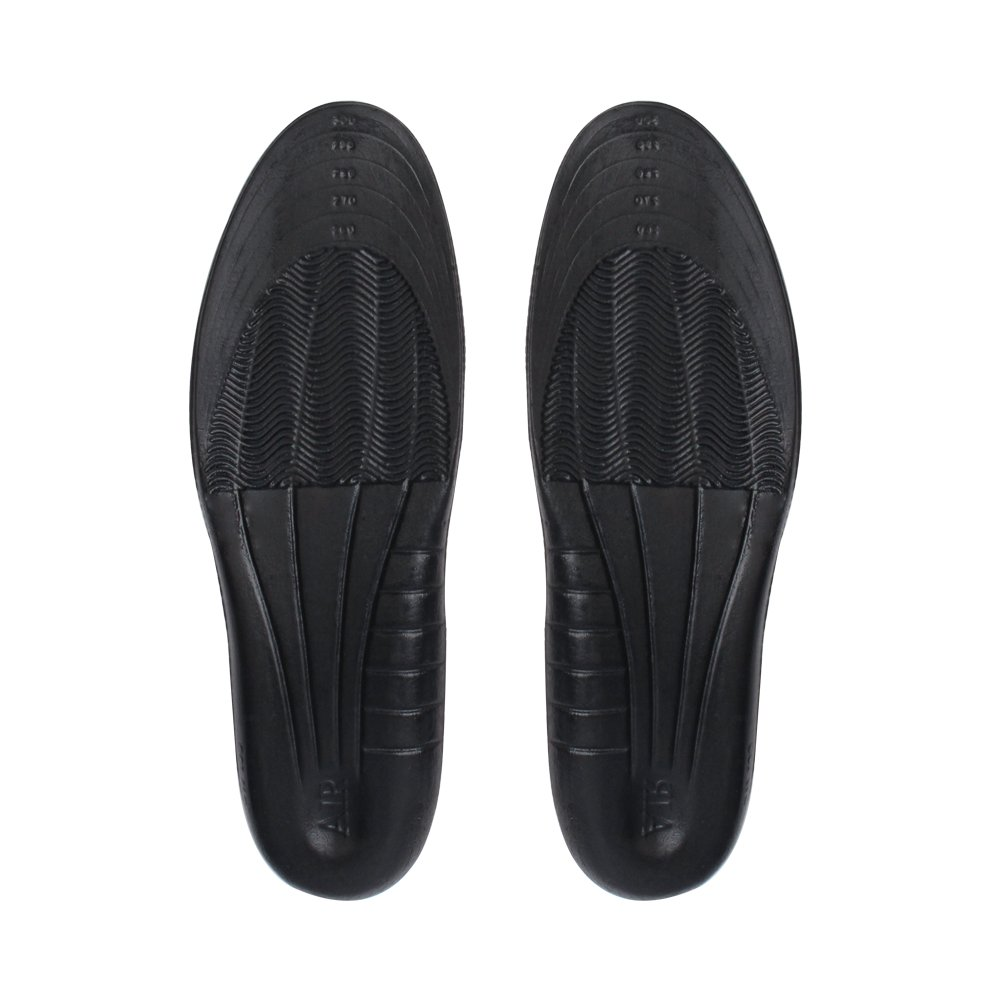 footinsole Dress Shoe Inserts Heel Cushion Insoles – Comfortable - Leather Black by FOOTINSOLE.COM (Image #6)