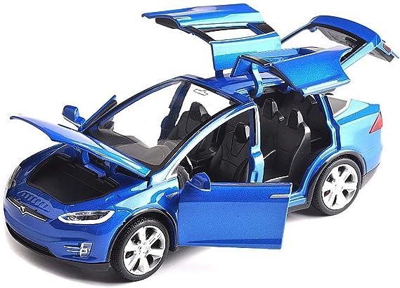 Tesla Car Model X 1:32 Scale
