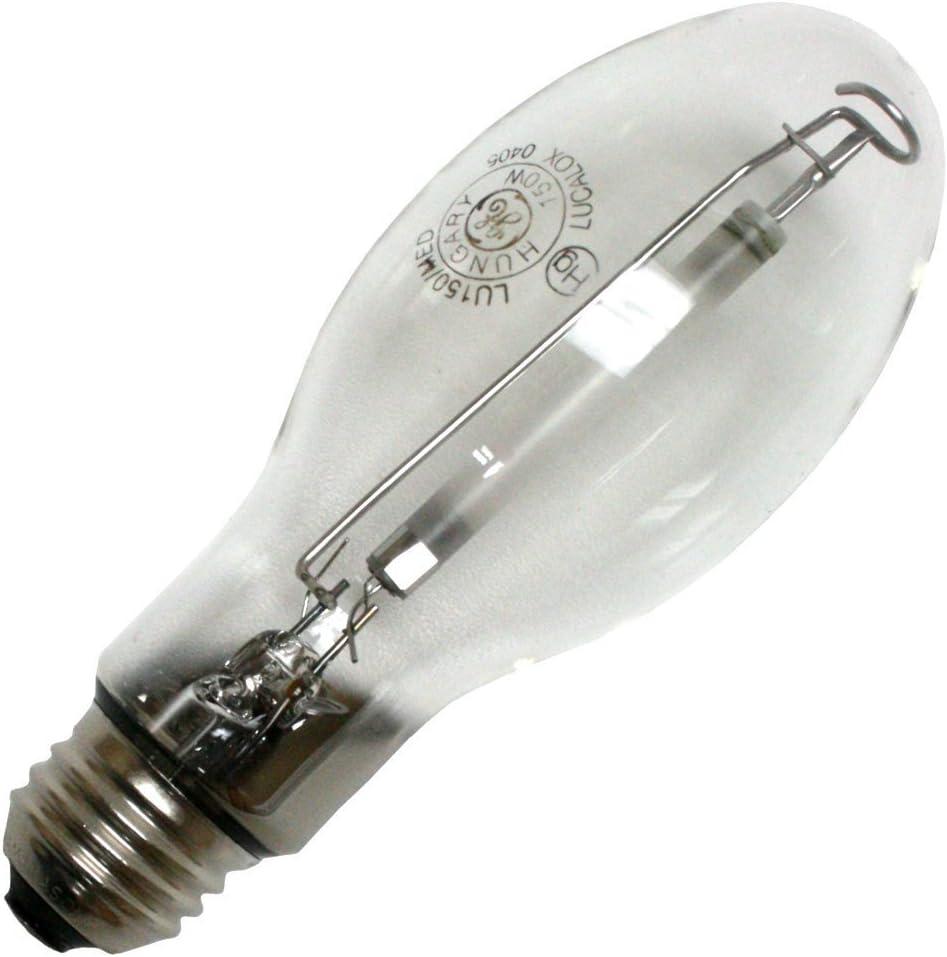 150 Watt High Pressure Sodium Light Bulb LU150//MED new GE 13252