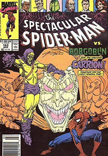 Buy spectacular spiderman 162