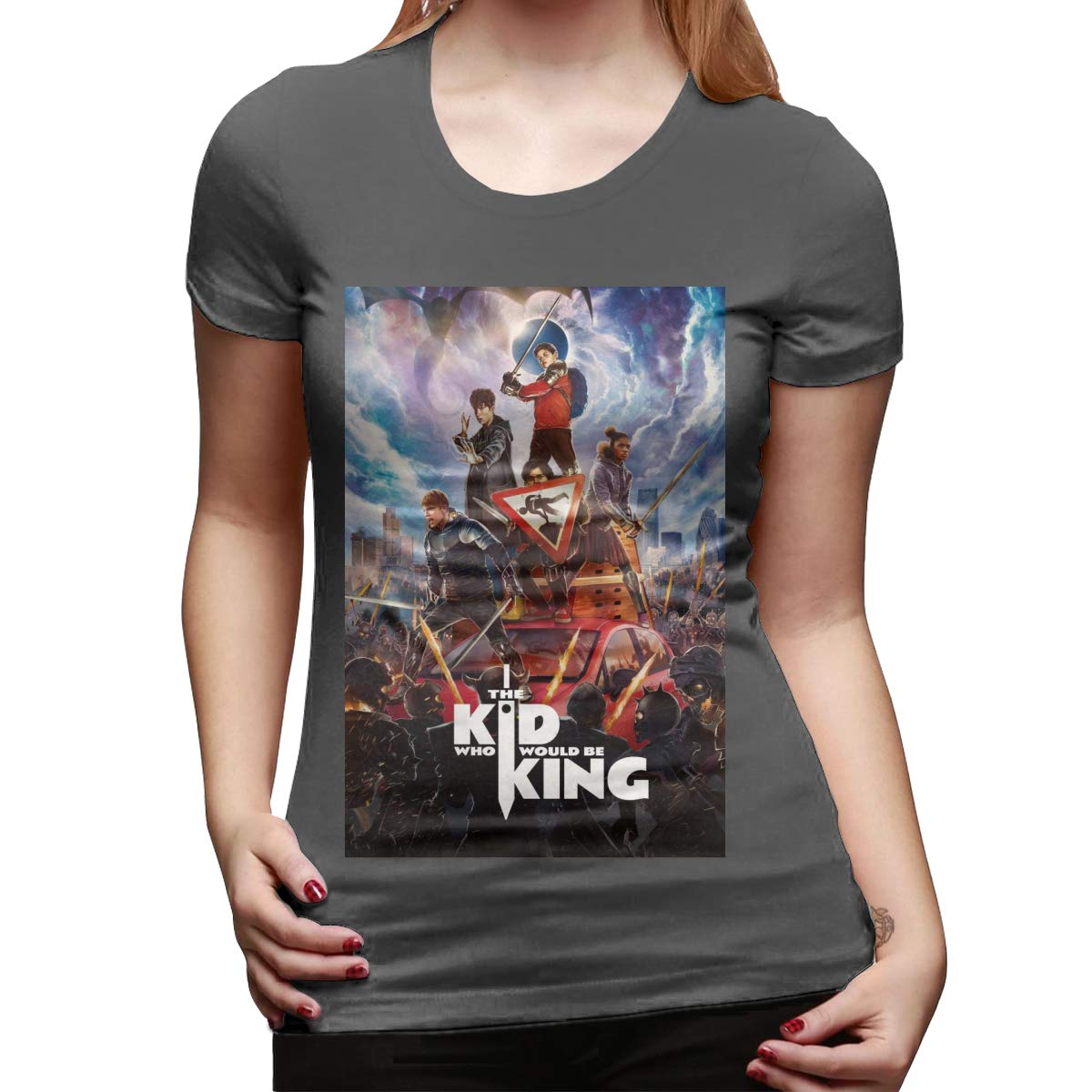 Summer The Kid Who Would Be King Classic Short Sleeves Shirts