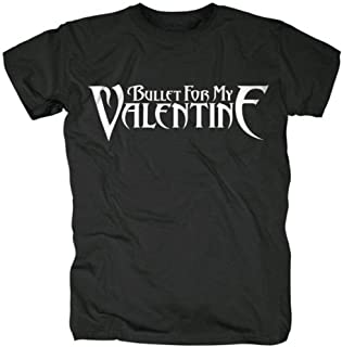 Bullet for my Valentine-Maglietta con Logo (in M)