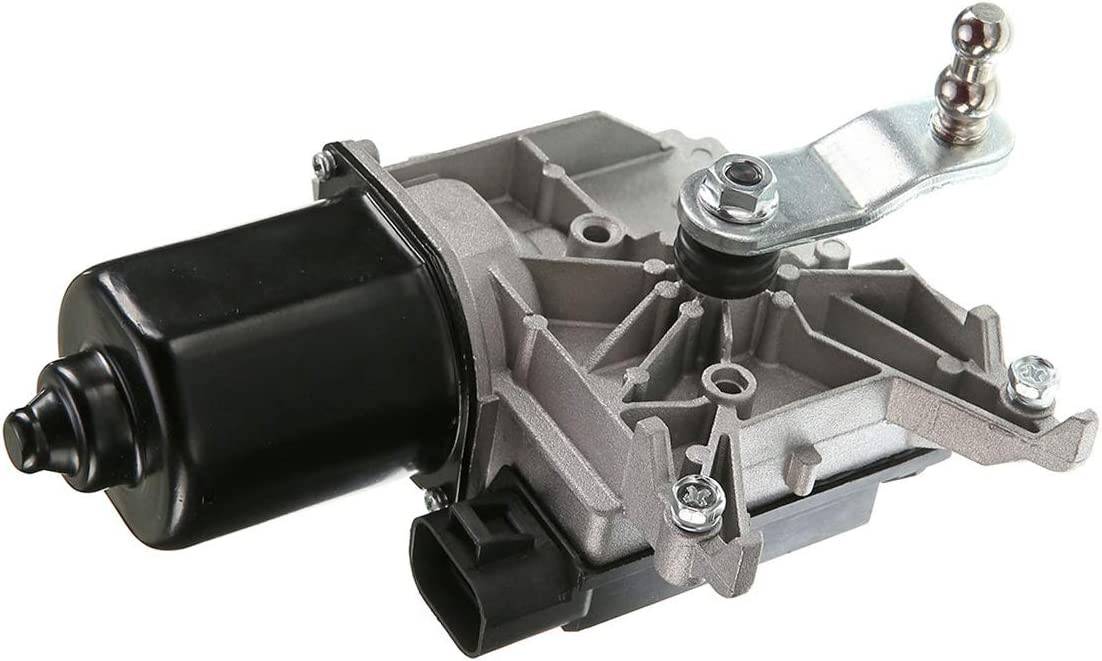A-Premium Windshield Wiper Motor without Washer Pump for Chevrolet Cavalier Oldsmobile Alero Pontiac Grand Am Sunfire 1998-2003 Front