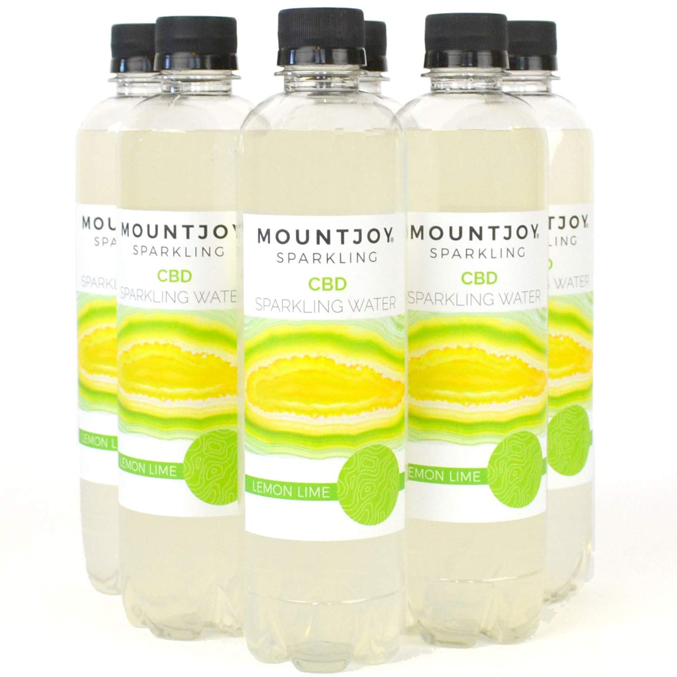 Mountjoy Sparkling CEE-BEE-DEE Lemon Lime (6)