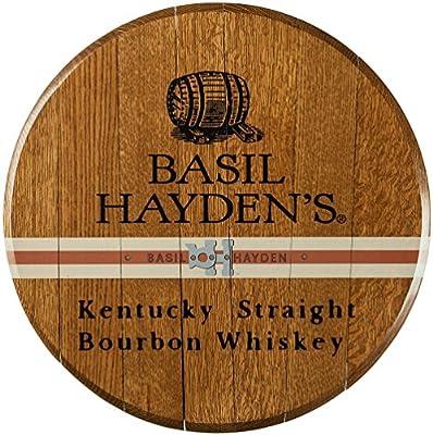 Bourbon Barrel Head -- Basil Hayden's from A Taste of Kentucky