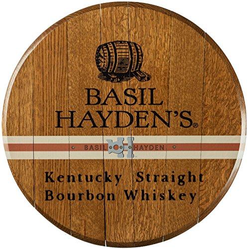 Bourbon Barrel Head -- Basil Hayden's from A Taste of Kentucky by Jim Beam